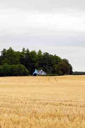 Lochinshelloch Cottage, the Cawdor Estate
