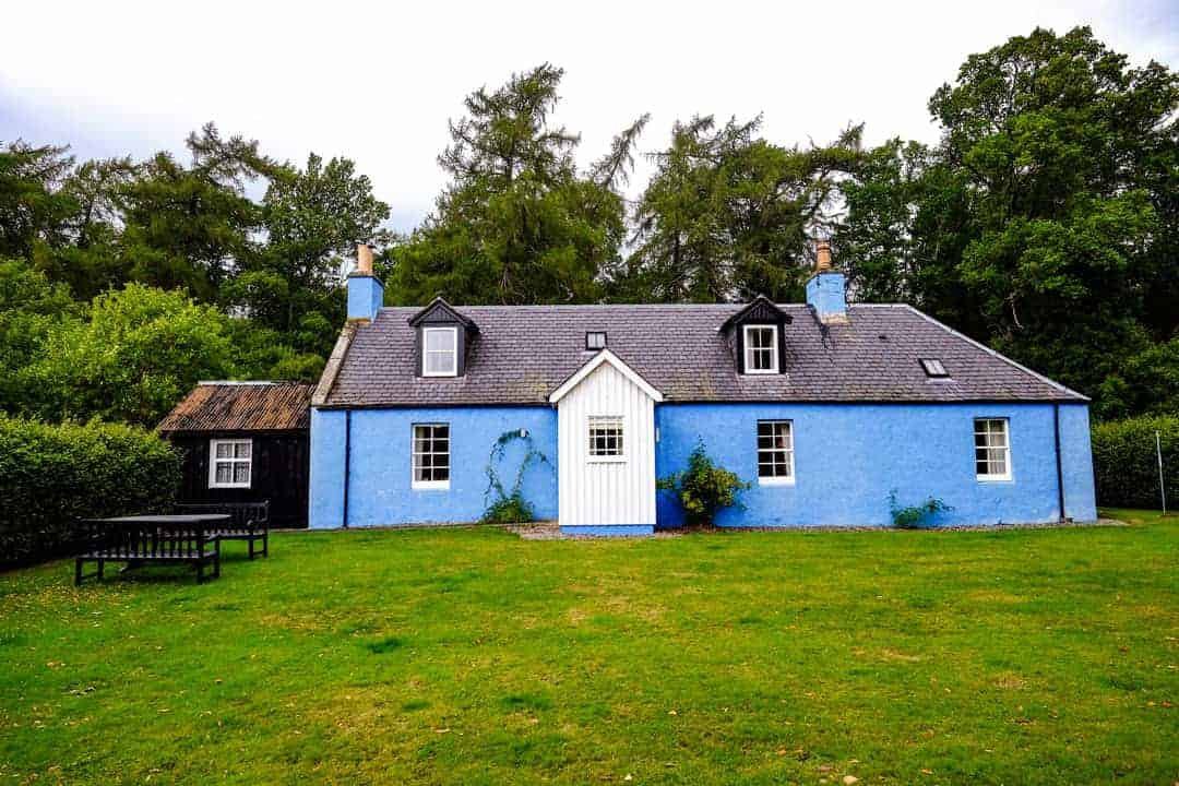 Self catering cottages Scotland