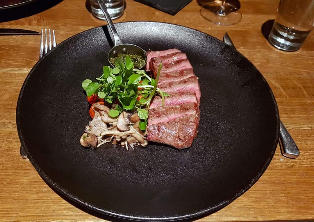 Fairmont St Andrews Restaurant