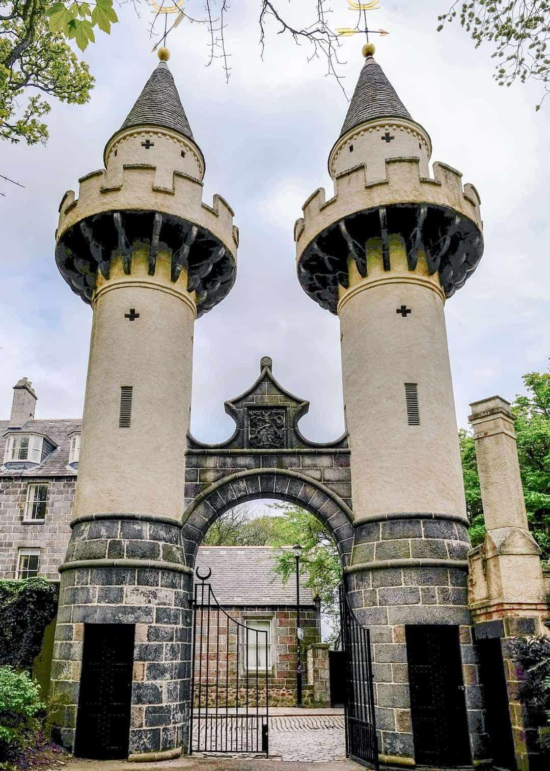 Aberdeen – explore the silver city
