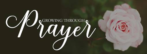 Growing Through Prayer Online Bible Study