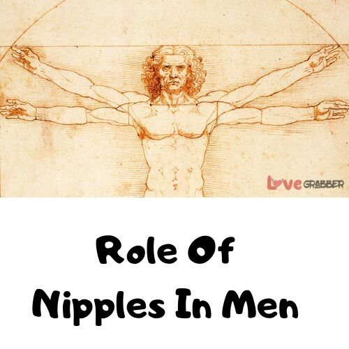 important role of nipples in men