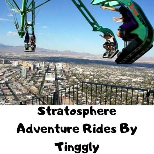 Stratosphere Adventure Rides By Tinggly