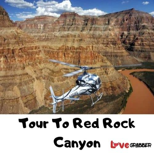 tour to Red Rock Canyon