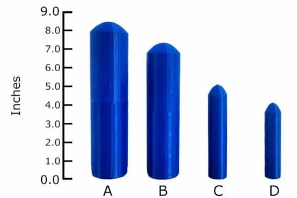size of penis