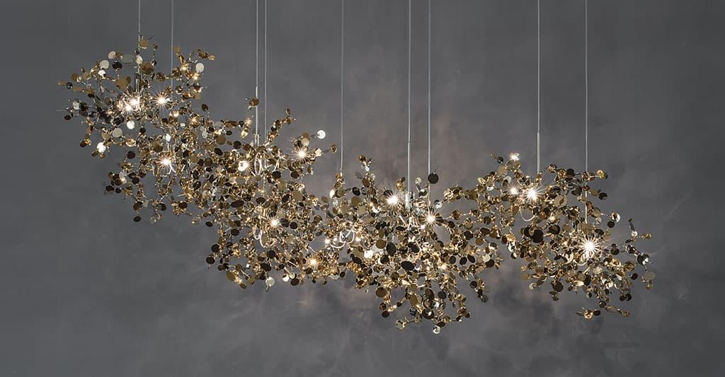 all the unique luxury lighting brands