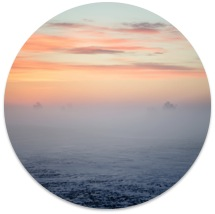 The sunrise lights up the morning clouds over the ocean for Love Heal Grow Counseling. Contact an online therapist in California to learn more about online therapy, online sex therapy, and other services.