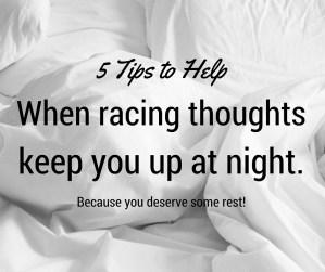How to fall asleep: 5 Tips