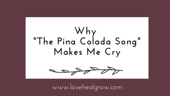 Pina Colada Song
