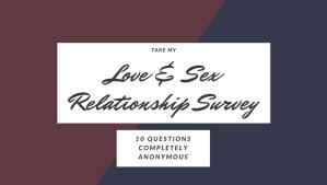 Love & Sex Survey