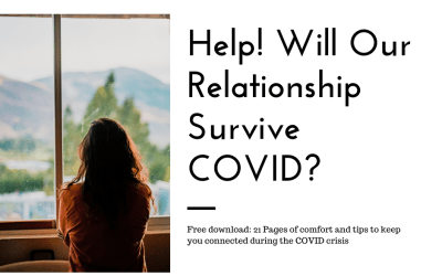 Is COVID wreaking havoc on your relationship?