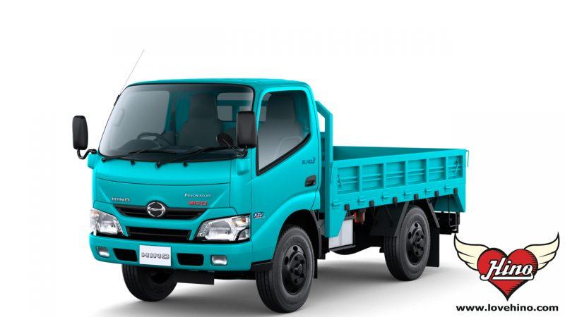 HINO 300 Innovator XZU600R_4W กระบะ