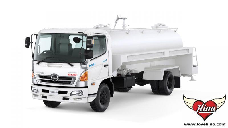FC9JJLA_FC9JJMA รถบรรทุก 6 ล้อกลาง HINO 500 Dominator HINO แทงค์น้ำ
