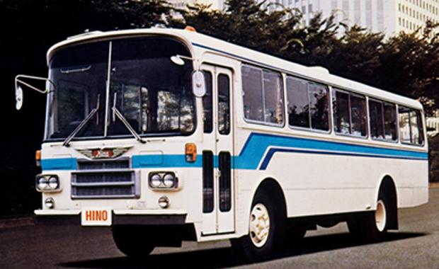 รถยนต์โดยสาร ฮีโน่ BX