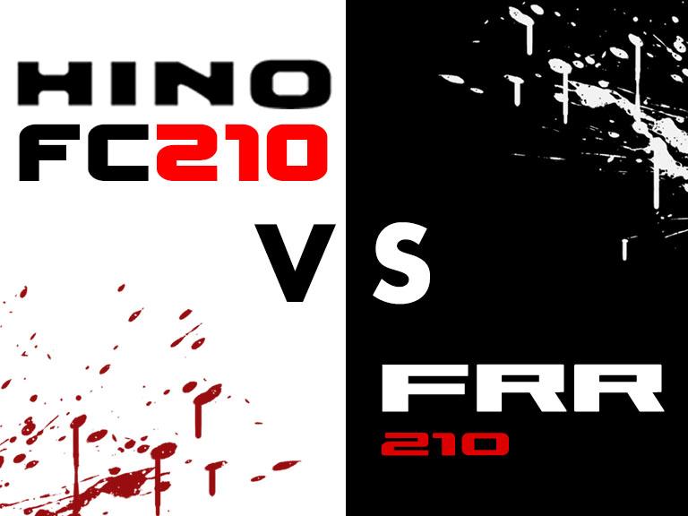 FRR210 เปรียบเทียบ FC210