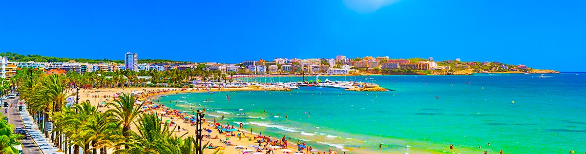 Beach Villa Holidays Spain