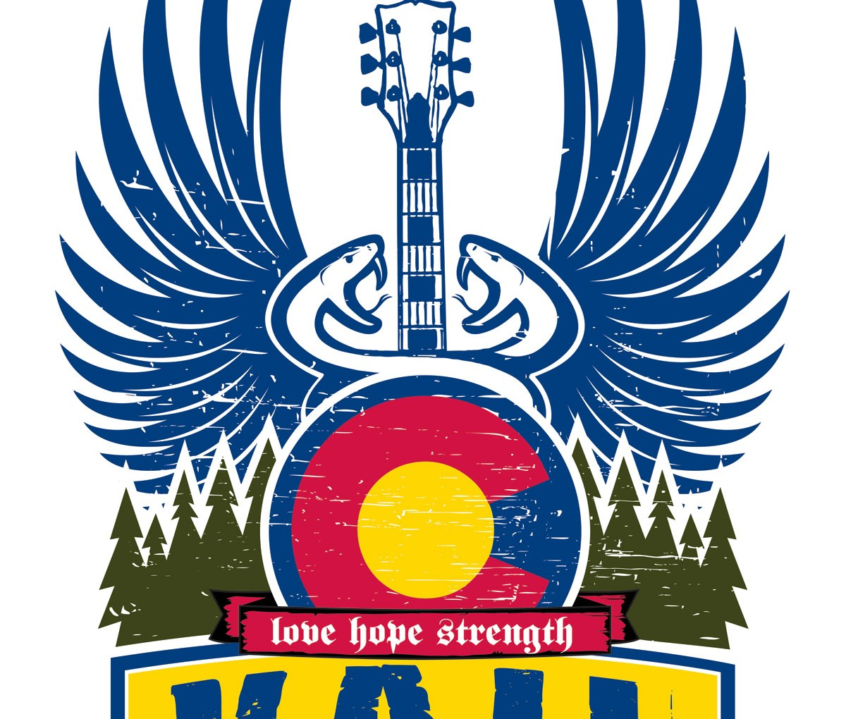 Love Hope Strength excited about Vail Rocks hike/concert event