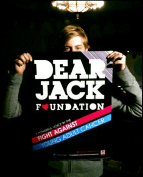 Dear Jack Foundation Hosts GET ON THE LIST Drive