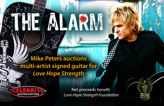 LHS Guitar Auction