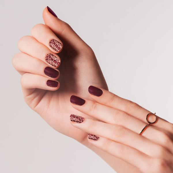 Incoco & Pink Nova Mix and Match Nail Design ลายเล็บ แบบเล็บ 24