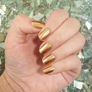 INCOCO Dry Nail Color YMS086 Light Years 4