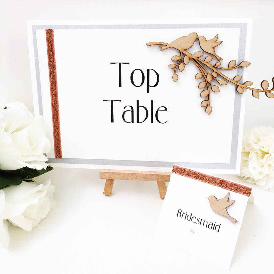 I do designs top table