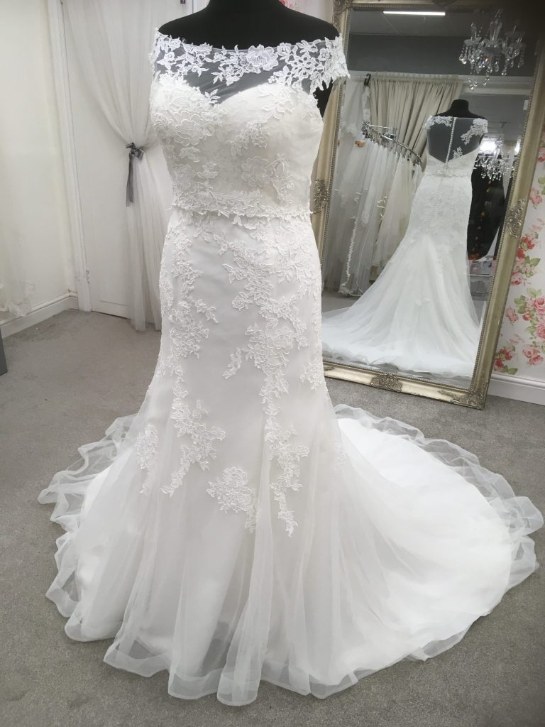 Sincerity Bridal 3942