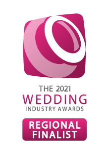 The Wedding Industry Awards Regional Finalist