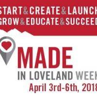 Made in Loveland Week 2018