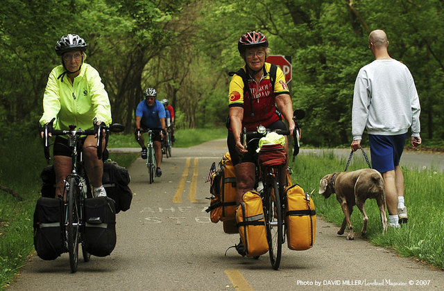 bike trail bikes