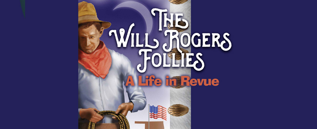 Temperate The Will Rogers Follies Signed By Cast Poster Entertainment Memorabilia