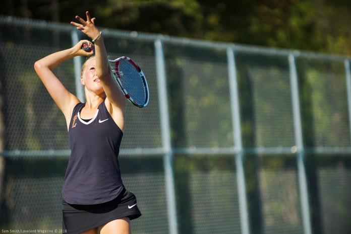 Tennis Player Peyton Gears
