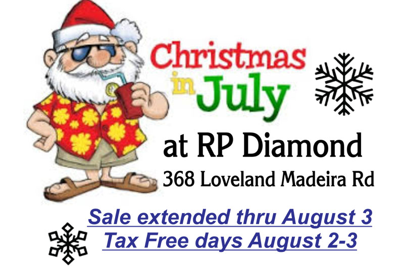 RP Diamond Sale extended] Now Tax Free | Loveland Magazine