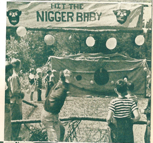 Did you know: Whites used to pay to throw balls at blacks at the circus