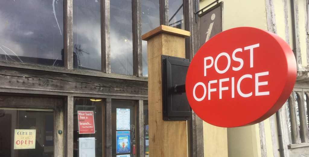 Post Office, Lavenham, Suffolk