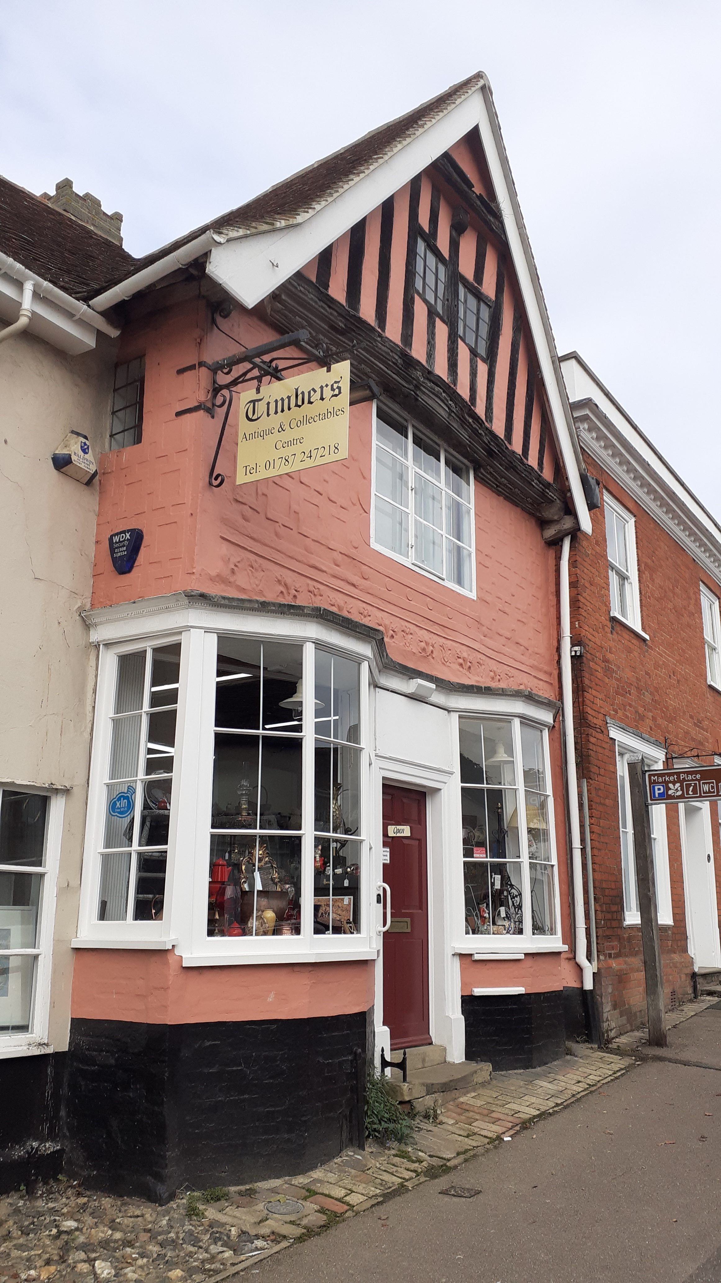 Timber Antiques