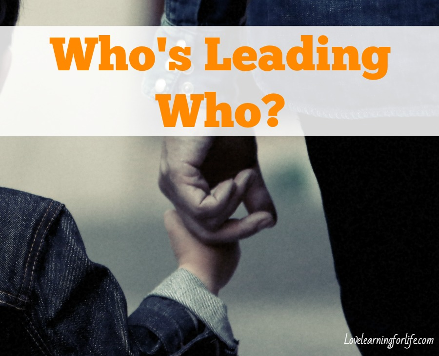 Who's Leading Who?