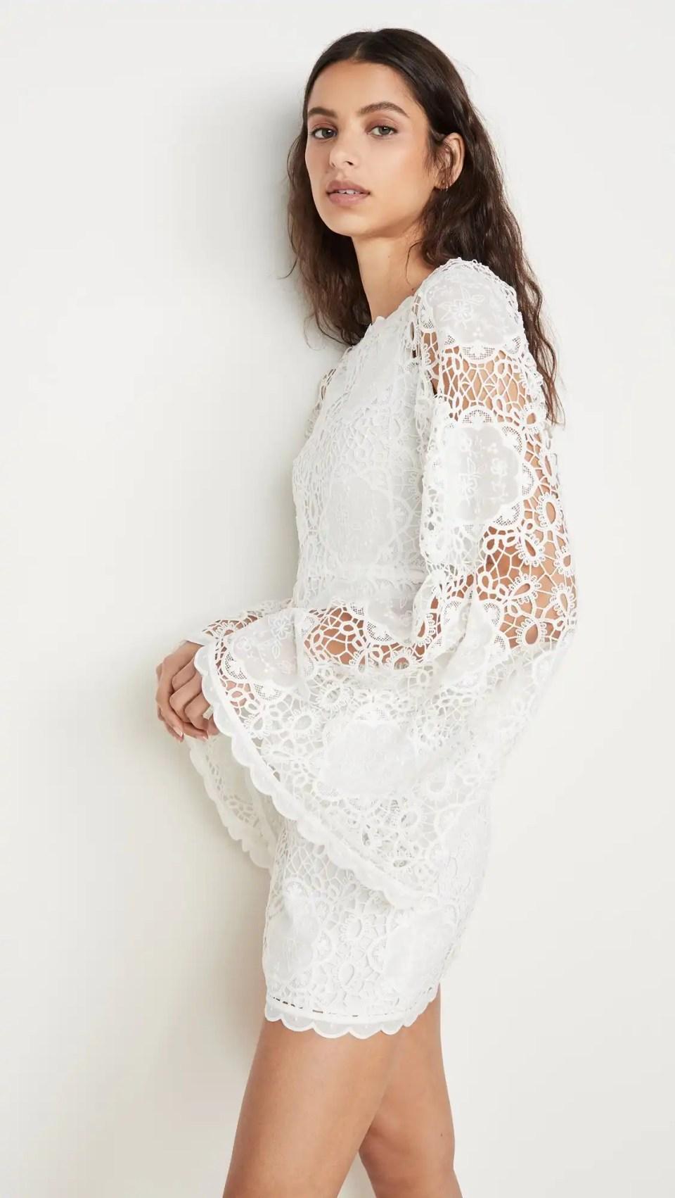 Alice McCall | Short Wedding Dresses