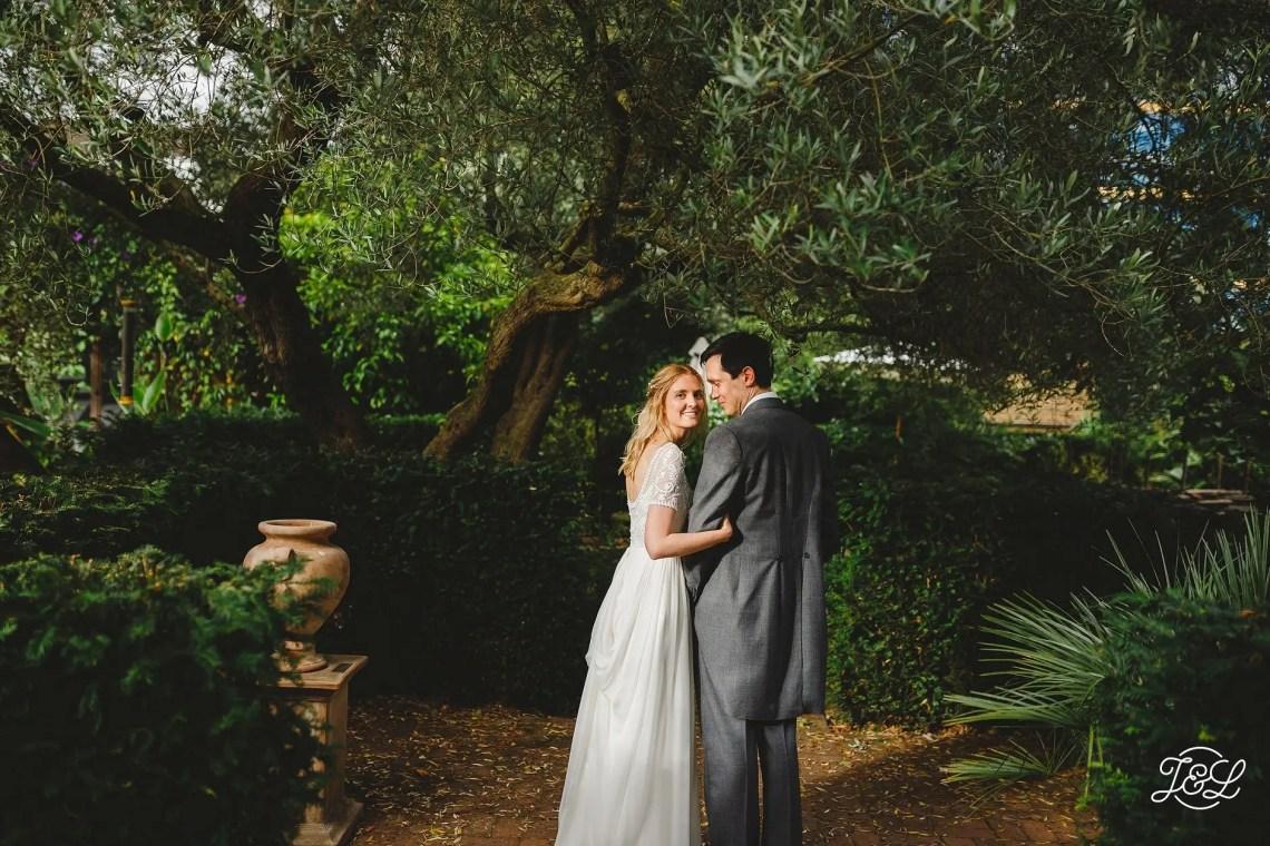 best outdoor wedding venues in London