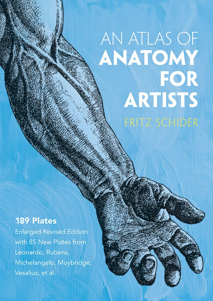 Anatomy Book Review & how to use them for life drawing ...