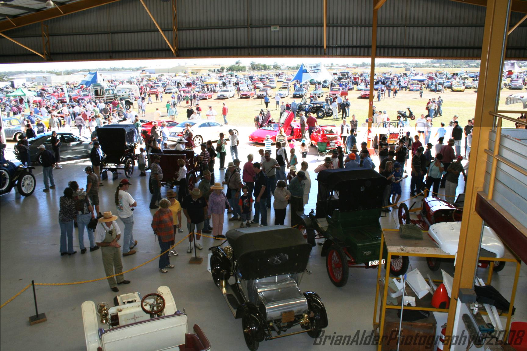 Classic Cars And Warbirds Toowoomba
