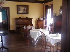 Enjoy a Devonshire tea or sit down for High Tea in the Parlour at the Royal Bull's Head Inn.