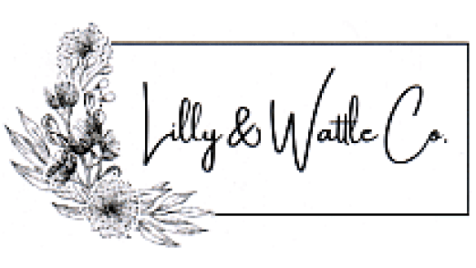 lilly and wattle logo sq