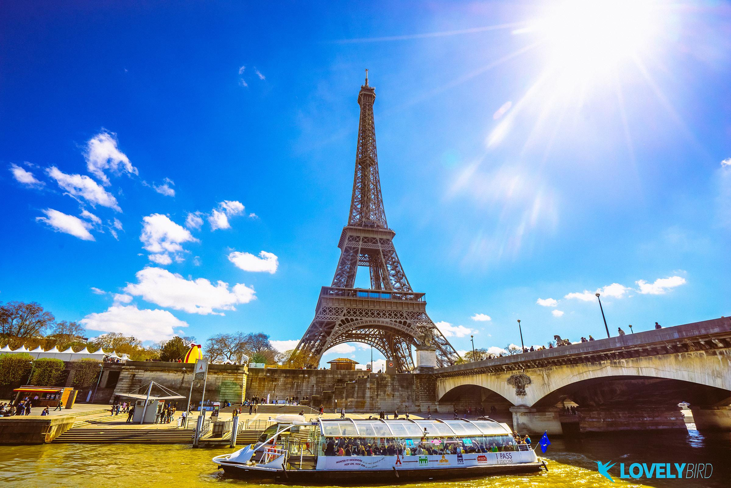 法國巴黎住宿簡易指南建議 – Lovely-Bird 青鳥旅人