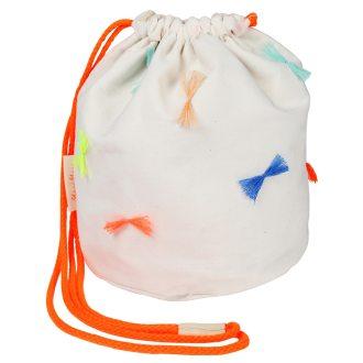 Meri Meri-SAC Seau Noeuds Multicolores