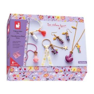 Kit créatif - Bijoux fioles de fées - JANOD - Lovely Choses