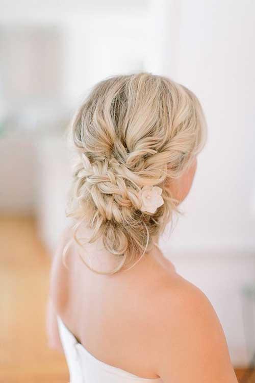 23 New Beautiful Wedding Hair Hairstyles Amp Haircuts 2016