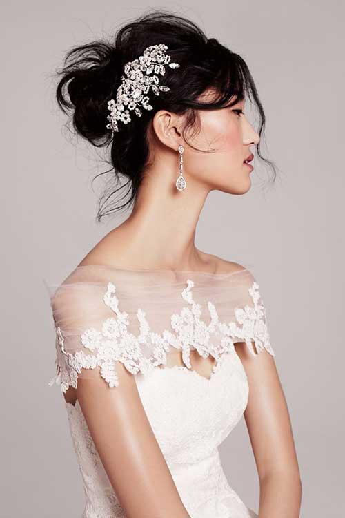25 Best Wedding Hair Accessories Hairstyles Amp Haircuts