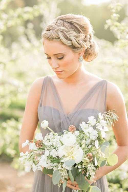 20 Hairstyles For Weddings Long Hair Hairstyles