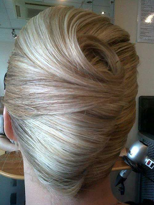 15 French Hair Bun Pictures Hairstyles Amp Haircuts 2016